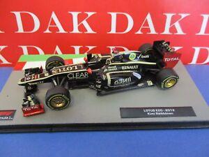 Die cast 1/43 Modellino Auto F1 Lotus E20 2012 K. Raikkonen