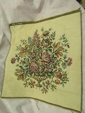 Floral Tapestry Made in France