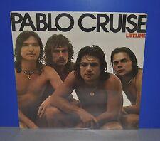Pablo Cruise Lifeline England '76 A&M 1st press Vinyl LP rare and sealed OVP