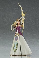 figma Zelda Zelda Twilight Princess ver The Legend of Zelda Action Figure