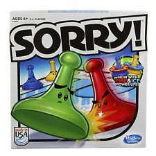 Sorry! 2013 Edition Board Game by Hasbro - NEW Free Shipping