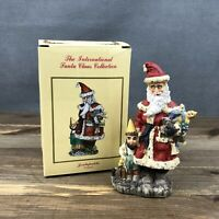 The international santa claus collection FINLAND 1993 With Box Christmas Holiday