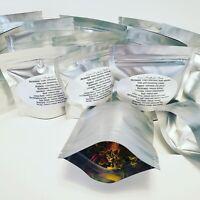 Bulk Lot Yoni Steam Herbal Blends 10 (ten) individual resealable steam packets