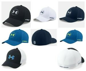 Under Armour Boys Golf Cap Baseball Sports Kids Hats Girls