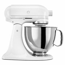 KitchenAid Artisan Series 5-Quart Tilt-Head Stand Mixer -White
