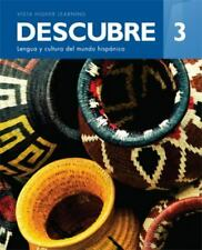 Descubre 2017 Level 3 Student Edition by Vista Higher Learning (2016, Mixed...