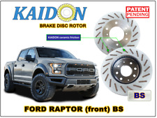 "Ford Raptor F150 disc rotor KAIDON (front) type ""BS"" spec"