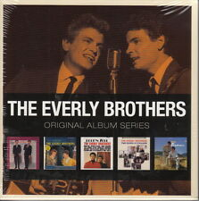 The Everly Brothers / It's Everly Time, Rock 'n' Soul, Roots, u.a. (5 CDs,NEU!)