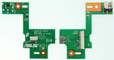 Nuevo Asus N53 N53jf N53jq N53sv N53sn N53jn Power Jack Dc Socket Switch Board