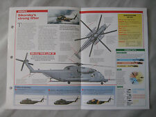 Aircraft of the World Card 7 , Group 3 - Sikorsky S-65/CH-53