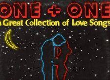ONE + ONE disco LP ITALY Elton John Imagination Gazebo Blondie Richard Sanderson
