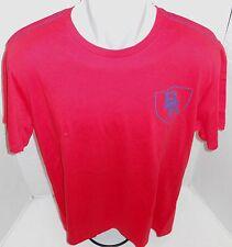 BANANA REPUBLIC Men's Red Logo Graphic Tee Shirt Sizes S-M-XL