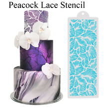Wedding Supplies Painting Stencil Lace Mold Fondant Mold Cake Decorating Tools