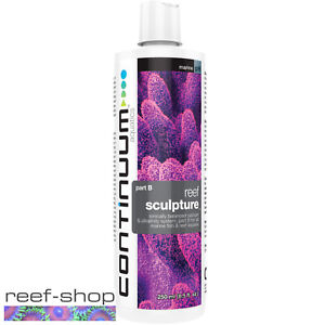 Continuum Reef Sculpture Part B 250mL Ionically Balanced Calcium and Alkalinity