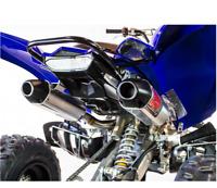 Big Gun EXO Dual Full System Exhaust Pipe Muffler Yamaha Raptor 700 2015+