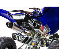 Big Gun EXO Dual Full System Exhaust Pipe Muffler Yamaha Raptor 700 2015+