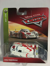 Disney PIXAR Cars 1:55 Diecast SHU TODOROKI, WGP
