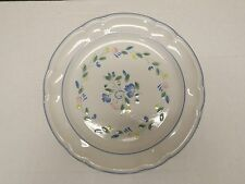 6 Floral Expressions Stoneware Dinner PlateS Floral Center MEXICO HAND DECORATED