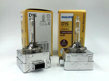 2x New OEM Philips D1S HID Xenon Headlight Bulb for 07-13 Mercedes E Class