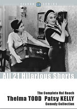 The Complete Hal Roach Thelma Todd and Patsy Kelly Comedy Collection (DVD)