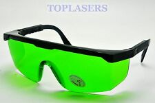 405nm 445nm 450nm Laser Protective Goggles for Violet Blue Lazers Safety Eyewear