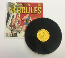 THE MIGHTY HERCULES ORIGINAL TV SHOW SOUND TRACK LP-108, VINYL 9.0, SLEEVE 9.0