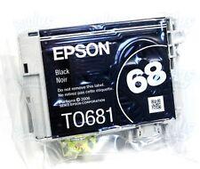 Genuine Epson 68 Black Ink T068 NX215 NX415 NX305 CX9475F CX8400 CX9400F CX7000