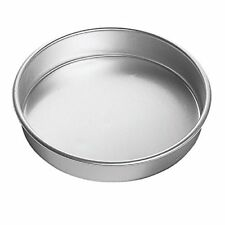 "Wilton 10 "" X 3 "" Decorator Preferred Round Cake Mold Baking Decorating Pan Tray"