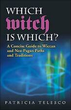Which Witch Is Which?: Concise Guide to Wiccan and Neo-Pagan Paths and Tradition
