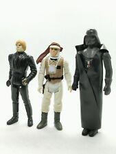 STAR WARS Vintage Action Figure Bundle Vader Skywalker Luke Jedi