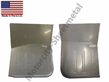 1967-79 FORD F100 F150 F250 F350 & BRONCO FRONT FLOOR PAN PAIR