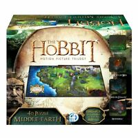 1971 Tolkien LORD of the RINGS MAP OF MIDDLE EARTH Jigsaw Puzzle