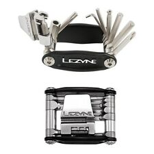 Lezyne CRV-12 Folding Multi-Tool-Black-Cycling-New
