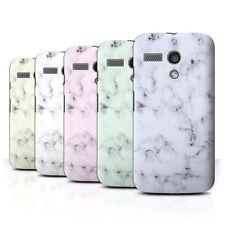 Étuis, housses et coques blancs Motorola Moto G pour téléphone mobile et assistant personnel (PDA)