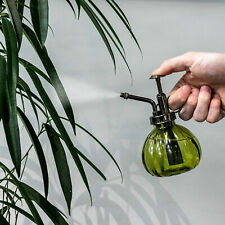 More details for vintage plant mister glass misting bottle sprayer for plants & flowers m&w