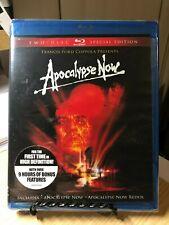 Apocalypse Now (Blu-Ray, 2 Disc Special Edition) Brand New