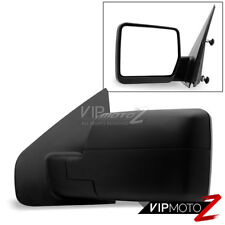 2004-2014 Ford F150 Pickup Manual Replacement Mirror Glass Driver Left Side View