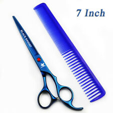 """7"""" Hairdressing Scissors Barber Salon Hair Cutting Shears with Comb"""