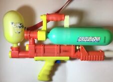 SUPER SOAKER 200 Vintage Not Working For Parts or Repair