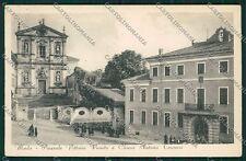 Milano Meda cartolina QQ8138