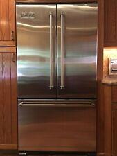 Viking 36 inch Stainless Steel Refrigerator