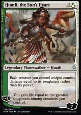 4x Huatli, the Sun's Heart | NM/M | War of the Spark | Magic MTG