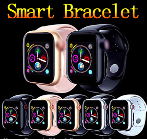 Reloj inteligente Bluetooth SMART WATCH compatible con Iphone Android Samsung US