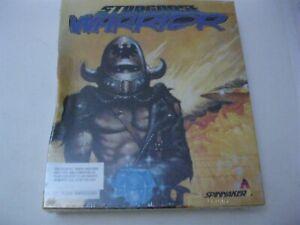 """StarGoose Warrior sealed PC 3.5"""" disks DOS 2.0 Spinnaker"""