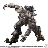 Play Arts Kai Atlas Titanfall Armor Robot Variable Action Figure Statue 3D Model