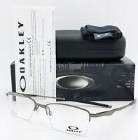 NEW Oakley Limit Switch 0.5 RX Prescription Frame Black OX5119-0452 AUTHENTIC