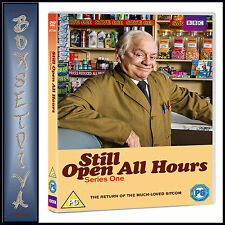 STILL OPEN ALL HOURS - SERIES 1 PLUS 2013 XMAS SPECIAL  **BRAND NEW DVD***