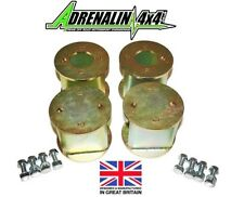 "Land Rover Discovery 1 +4"" inch lift blocks for suspension lift"