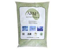 AFM GRADE 1 Filtermaterial 21 kg Filterglas ORIGINAL für Pool Teich Filteranlage