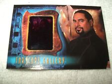 Farscape Gallery Relic Card Lani Tupu as Captain Crais G5